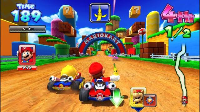 Mario Kart Tour ya se puede descargar en IOS y Android