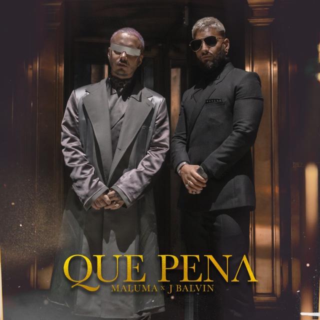 """J Balvin y Maluma nos dicen """"Qué Pena"""""""
