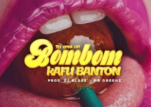 Kafu Banton estrena Tu Eres Un Bom Bom