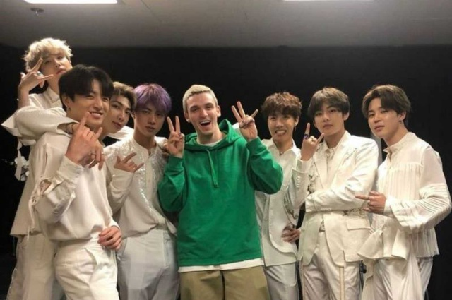 BTS 'Make It Right (feat. Lauv)'