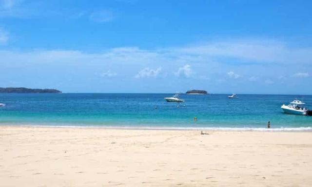 Playas Cerca de Ciudad de Panamá