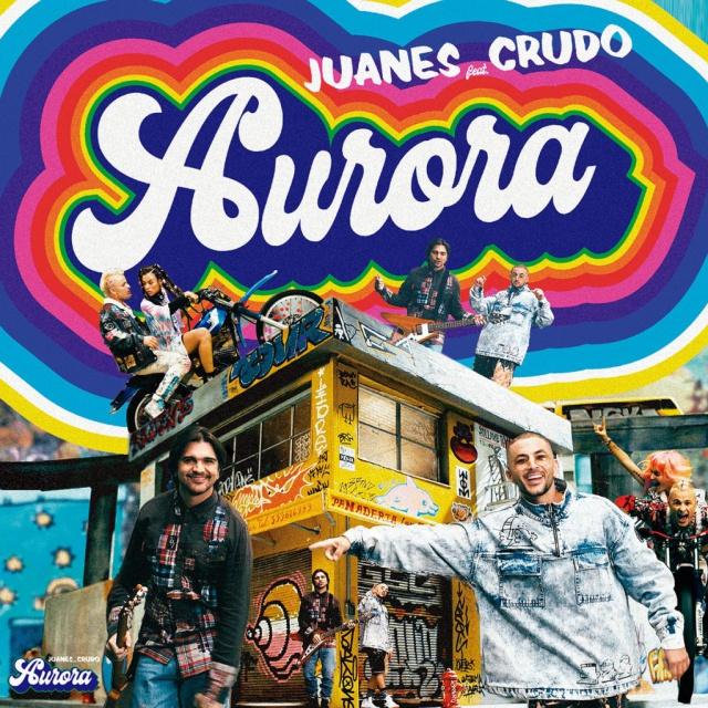 """Juanes estrena """"Aurora"""""""