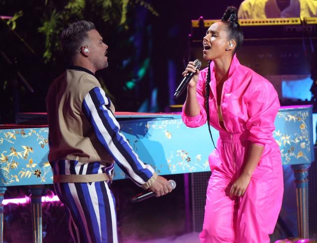 Ganadores Latin Grammy 2019