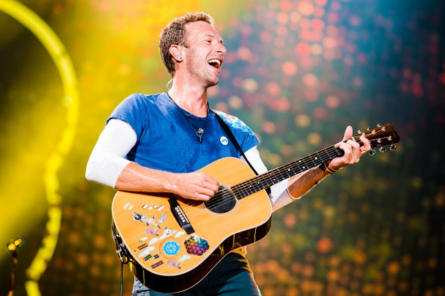 Coldplay presenta 'Everyday Life""