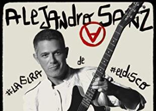 Alejandro Sanz presenta #LAGIRA de #ELDISCO