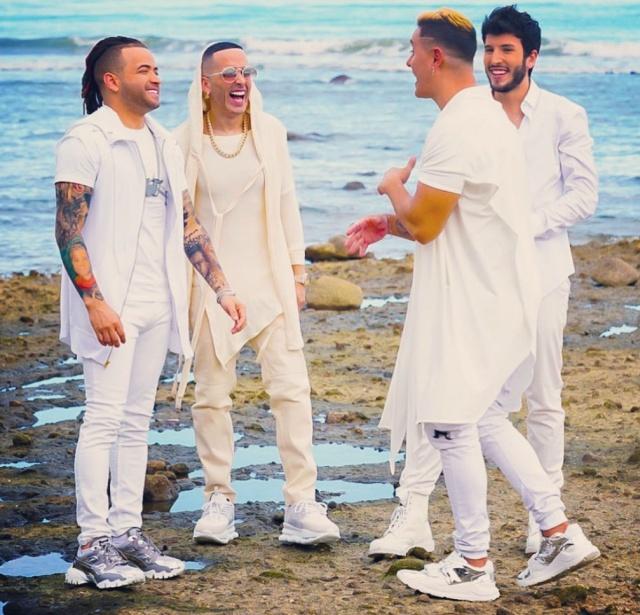 """Nacho lanza """"Ya no Más"""" junto a Joey Montana, Yandel y Sebastian Yatra"""