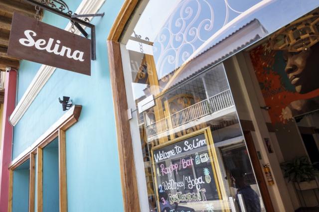 Conociendo sobre Selina