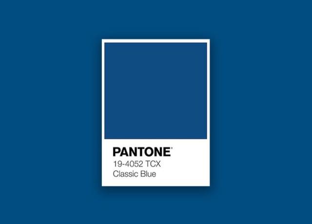 ¿Conoces el azul clásico?