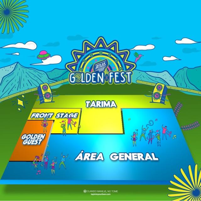 ¡Ya viene el Atlas Golden Fest 2020!