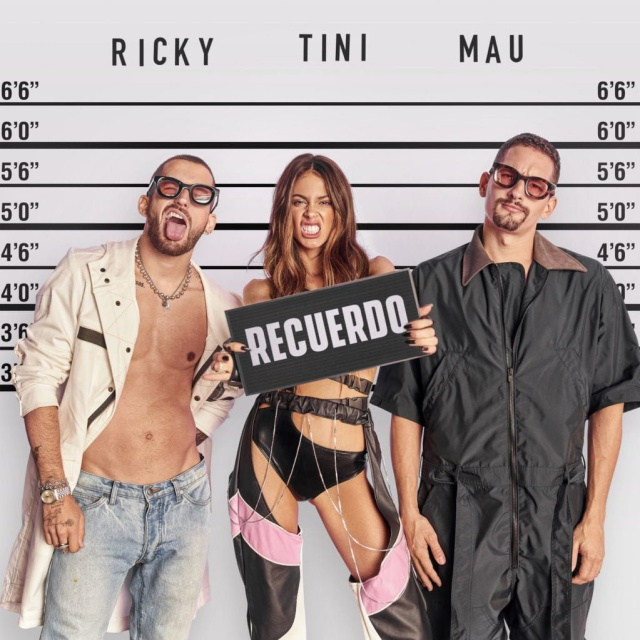 """Tini se une a Mau y Ricky con """"Recuerdo"""""""
