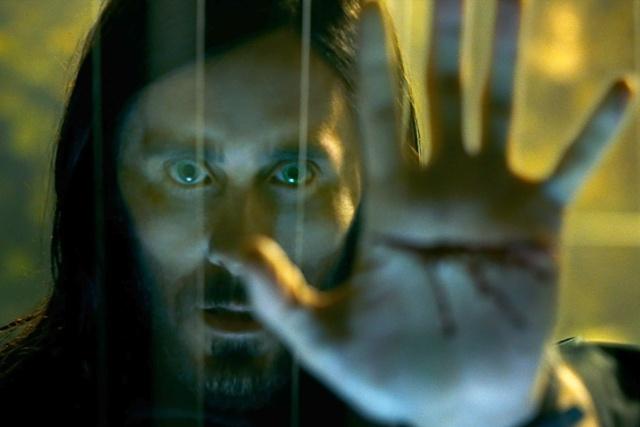 "Jared Leto en ""Morbius"""