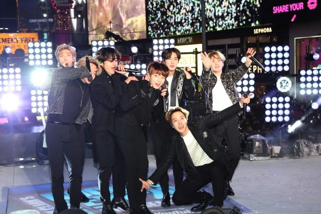 """BTS anuncia fechas del tour """"Map Of The Soul: 7"""""""