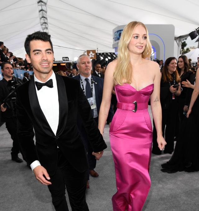 Joe Jonas y Sophie Turner esperan a su primer bebé