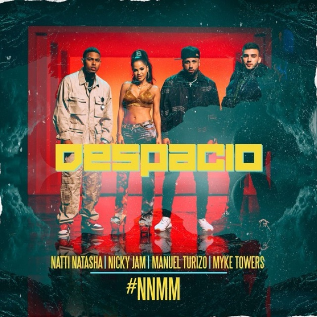 "Natti Natasha se une a Nicky Jam, Manuel Turizo y Myke Towers con ""Despacio"""