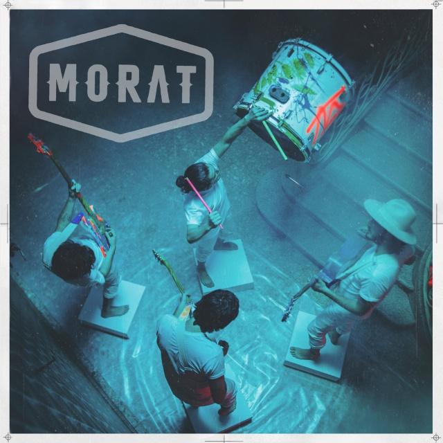 """Morat presenta """"No Termino"""""""