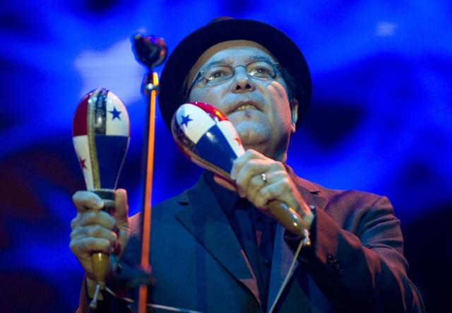 """Rubén Blades presenta """"Para Panamá"""""""