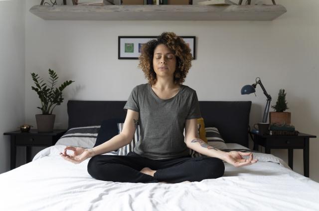 Meditar en cuarentena