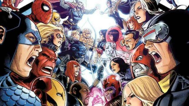 Marvel publica de manera gratuita sus cómics