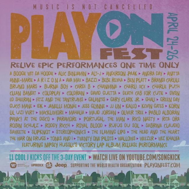 Viene el PlayOn Fest