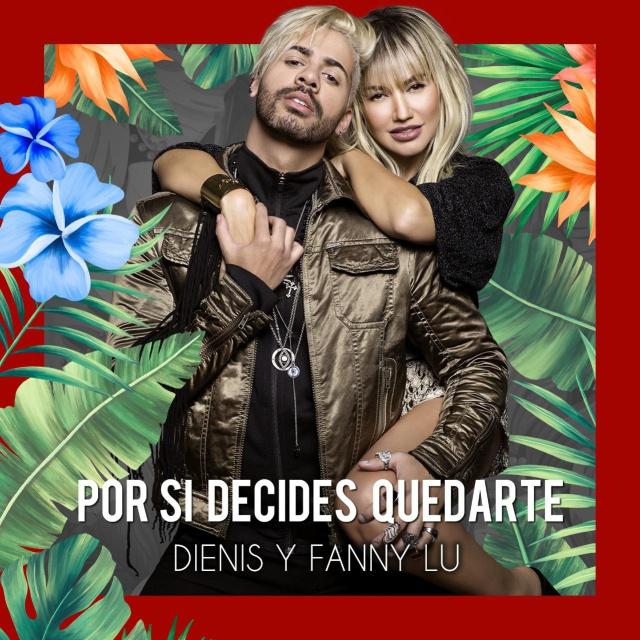Fanny Lu y Dienes en 'Por si decides quedarte'