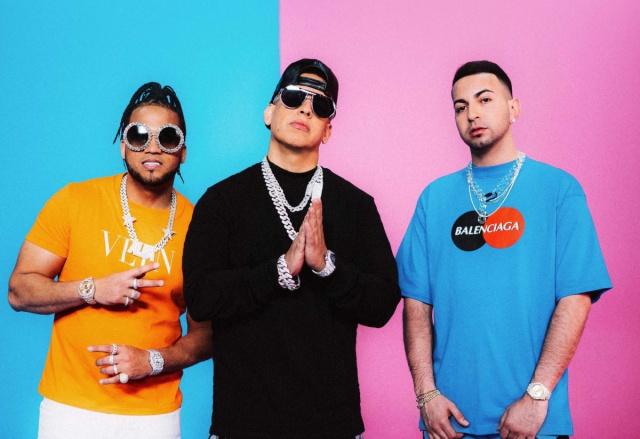 """Justin Quiles se une a Daddy Yankee y a el Rapero dominicano El Alfa en """"Pam"""""""
