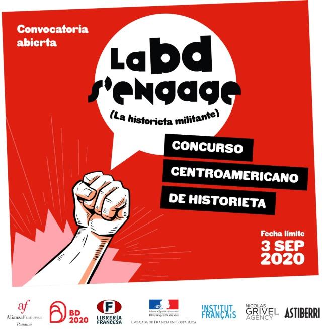 Concurso Centroamericano de Historietas