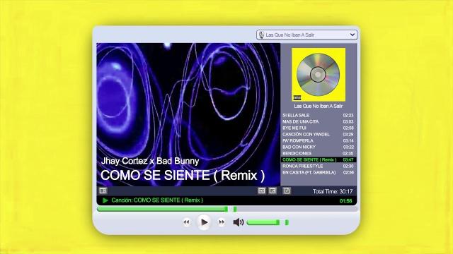 """Jhay Cortez lanza remix de """"Como Se Siente"""" junto a Bad Bunny"""