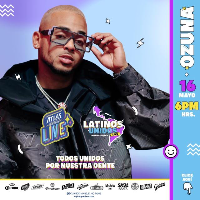 Concierto Latinos Unidos