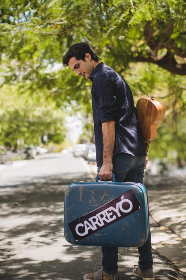 """Carreyó presenta """"Instrucciones para olvidarte"""""""
