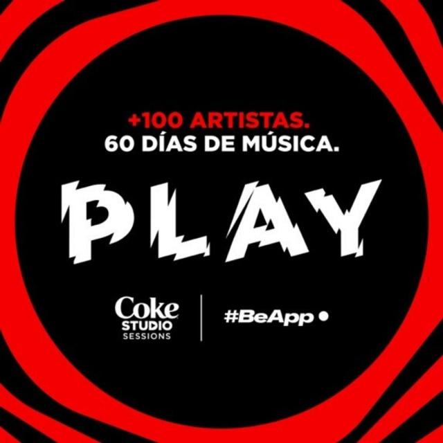 BeApp se asocia con Coca-Cola para lanzar Coke Studio Sessions