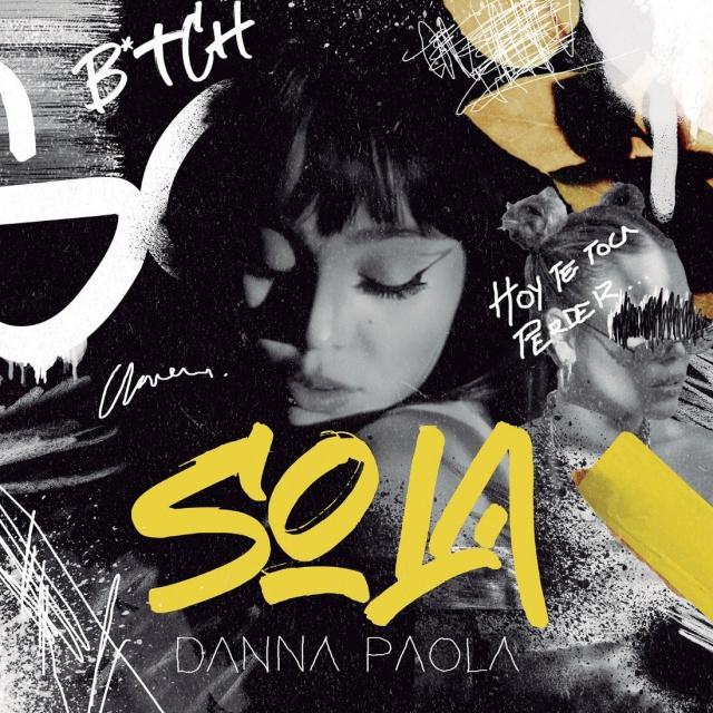 "Danna Paola estrena ""Sola"""