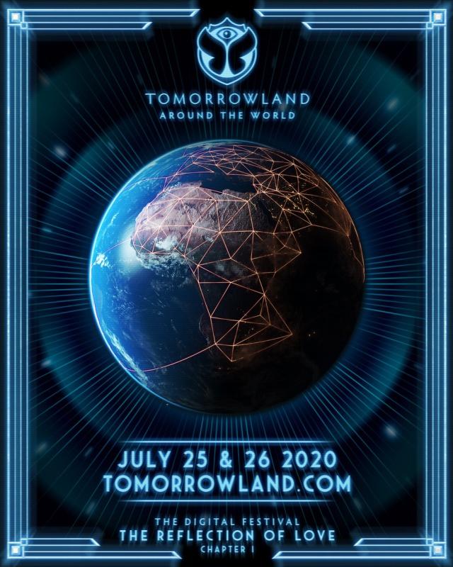 Tomorrowland se hará de forma virtual