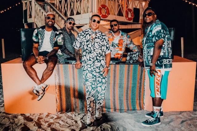 """""""Bésame"""" de Play-N-Skillz, Daddy Yankee y Zion & Lennox"""