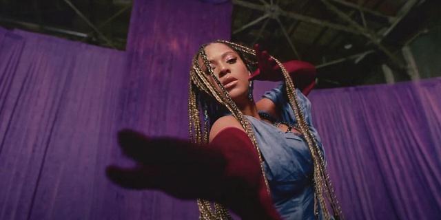Beyoncé presenta su álbum visual 'Black Is King'