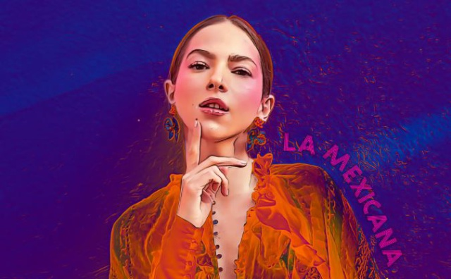 "Paty Cantú presenta ""La Mexicana"""