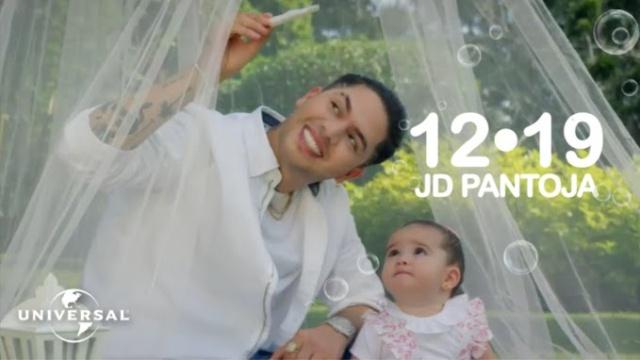 """JD Pantoja lanzó """"12•19"""""""