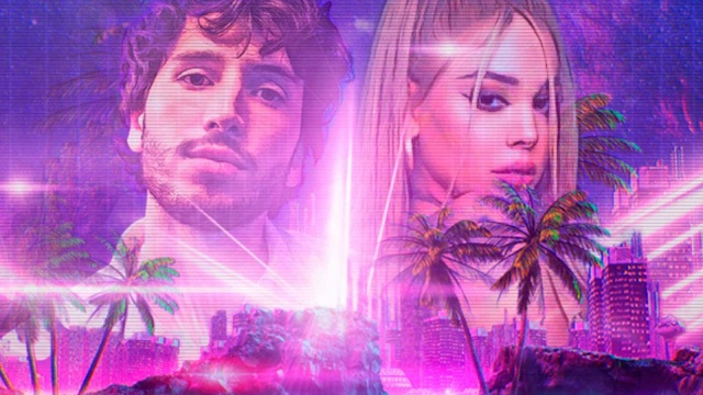 "Llega el video de ""No Bailes Sola"" de Danna Paola junto a Sebastian Yatra"
