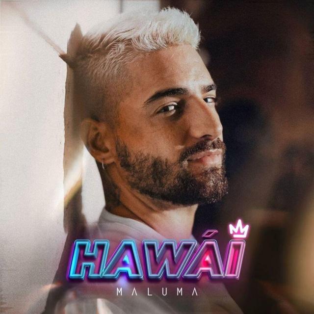"Maluma estrena ""HAWÁI"""