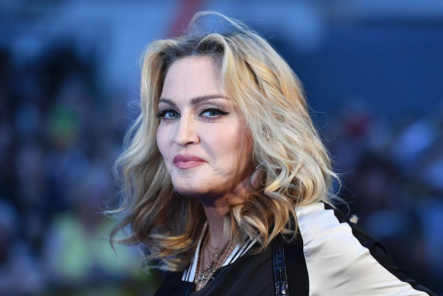 Instagram censura un vídeo de Madonna