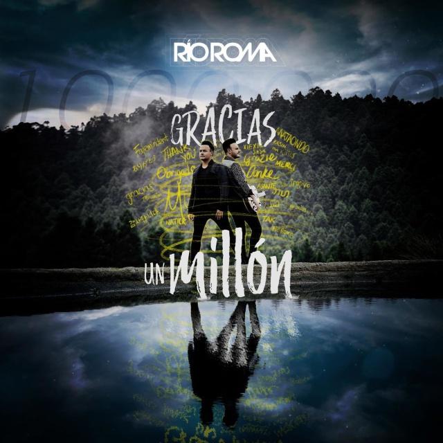 """Río Roma da """"Gracias un Millón"""""""