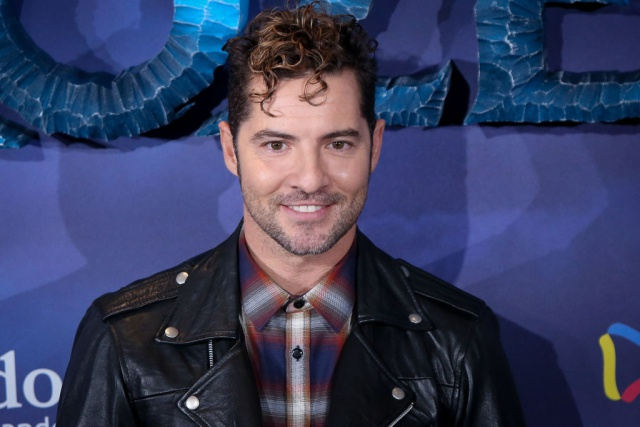 David Bisbal presenta su single 'Amor Amé'