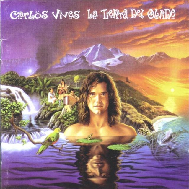 """Carlos Vives estrena en HD el video original de """"La Tierra del Olvido"""""""