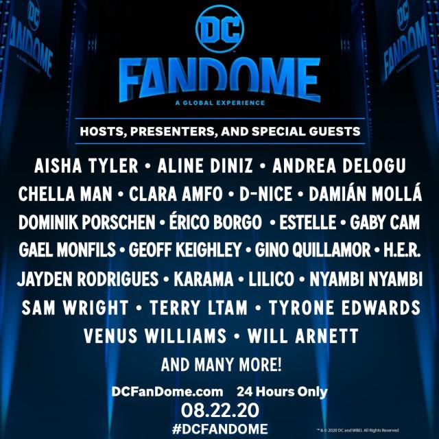 ¿Ya escuchaste sobre DC FanDome?