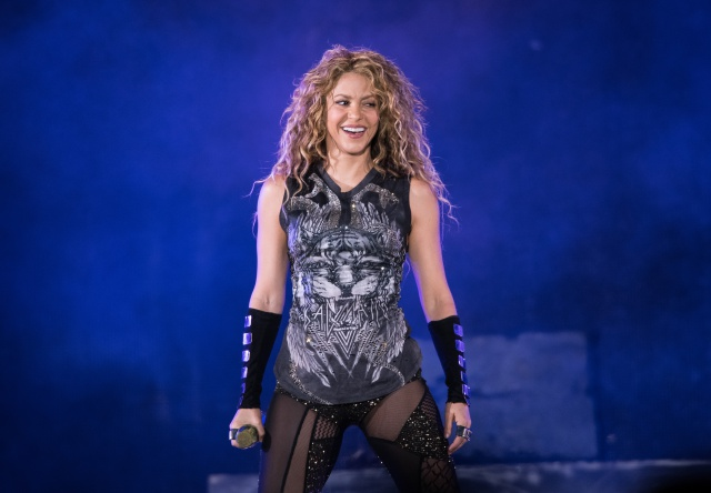 "Viene el documental de Shakira ""El Dorado World Tour"""
