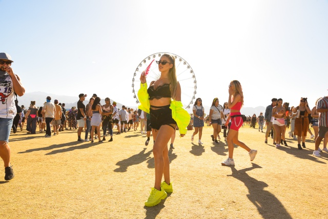 """Coachella: 20 Years in the Desert"""