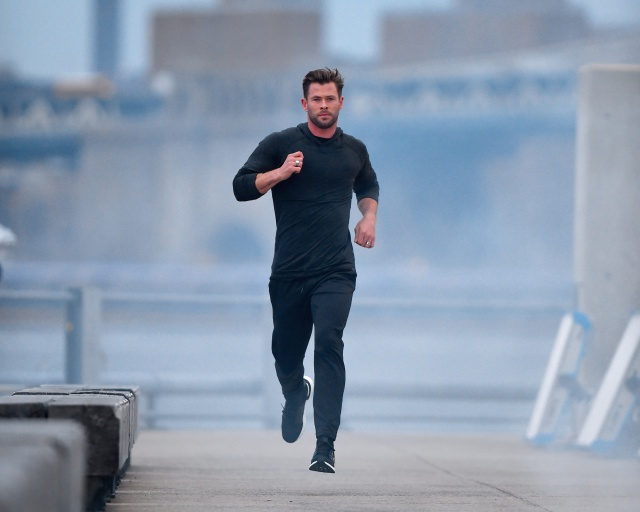 Entrena con Chris Hemsworth