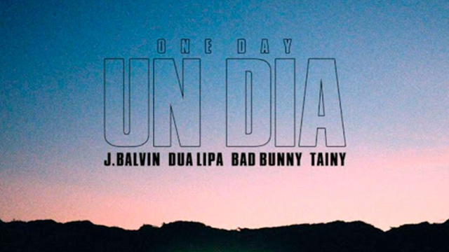 J Balvin, Dua Lipa, Bad Bunny y Tainy en One Day