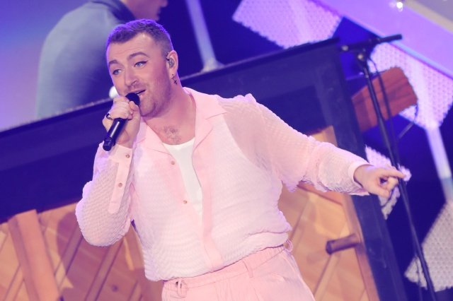 "Sam Smith lanza ""Love Goes"""