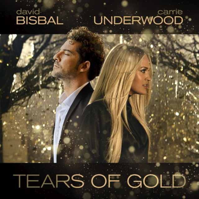 "David Bisbal y Carrie Underwood estrenan ""Tears of Gold"""